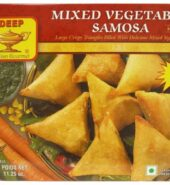 SAMOSA MIX VEG. DEEP FROZEN