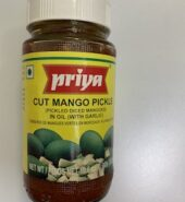 Priya Cut Mango With Garlic 300Gm