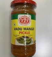 777 Vadu Mango Pickle 300Gm(Offer Buy 1 Get 1 Free)