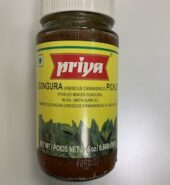 Priya Gongura With Garlic 300Gm