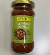 Mother Madras Curry Paste 300G