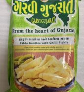 G.G. Fafda Gathiya With Chili Pickle 285Gm