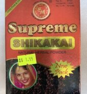 Supreme Shikakai Natural Herbal Powder 100 Gm