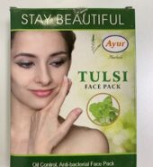 Ayur Tusli Face Pack 100 Gm