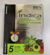 Indica Ez Color Natural Black 97.5 ( 3 Sachet)
