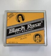 Black Rose Kali Mehndi Hair Dye Powder 10 Gms