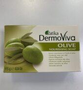Dabur Vatika Naturals Olive Soap 115Gm
