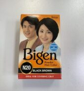 Bigen N20 Hair Color(Brown) 6 Gm