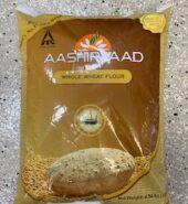 AASHIRVAAD Whole Wheat Flour / Atta 10Lb