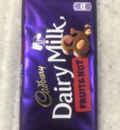 Cadbury Fruit & Nut Bar Chocolate 200 Gm