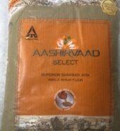 AASHIRVAAD ATTA SHARBATI SELECT 4 LB