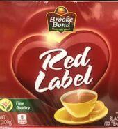 Brook Bond Red Label Tea 100 Bags