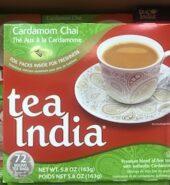 Tea India Cardmom Chai 72Bags
