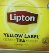 Lipton Yellow Lable Tea 100Bags
