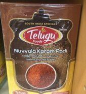 Telugu Pickle Nuvvula Karam (Sesame Spice Mix ) 100 Gm