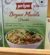 Priya Biryani Masala Powder 100Gm