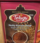 Telugu Pickle Nalla Karam ( Red Chilly Spice Mix) 100 Gm