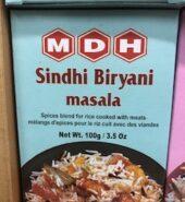 Mdh Sindhi Bryani Masala 100 Gm