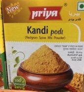 Priya Red Gram Spice Mix (Kandipodi)100Gm