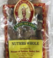 Laxmi Nutmeg Whole 100 Gm