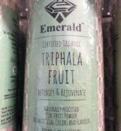 Emerald Organic Triphala Powder 150 Gm