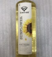 Emerald Organic Sunflower Oil 1 Ltrs