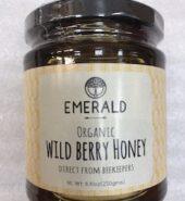 Emerald Wild Berry Honey 250 Gm