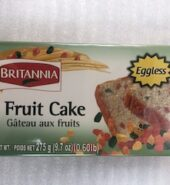Britannia Fruit Cake Eggless 250G