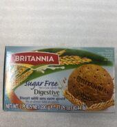 Britannia Digestive Biscuts (No Sugar) 200Gm