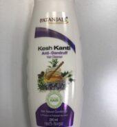 Patanjali Kesh Kanti Hair Cleanser Anti Dandruff 200 Ml