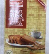 Britannia Wheat Suji Rusk 610G