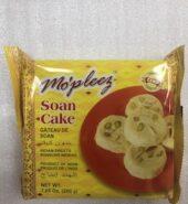 Mopleez(Haldirams Brand)  Soan Cake 200 Gm
