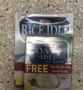 Gits Idli Mix 500 Gm (Free Oat Idli 100 Gm)