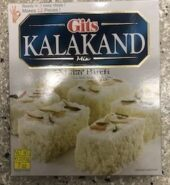Gits Kalakand Mix 200 Gm