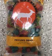 Deer Fryums Okra 400G