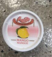 CUPS MANGO ICE CREAM