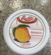 QUART MANGO ICE CREAM