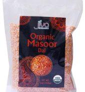 Jiva Organic Masoor Dal 2 Lb