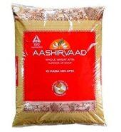 AASHIRVAAD  Whole Wheat Flour / Atta 20 LB