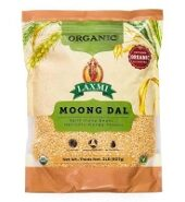 Laxmi Organic Moong Dal 2 Lb