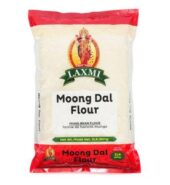 Laxmi Freshly Milled Moong Dal Flour 2 Lb
