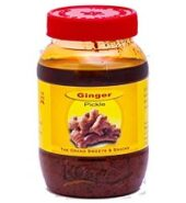 Grand Sweets Ginger Pickle 400 Gms