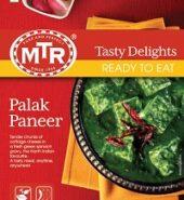 Mtr Palak Paneer (Rte) 300Gms
