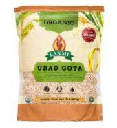 Laxmi Organic Urad Gota 2 Lb