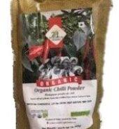 24Mantra Organic Chilli Powder  1Lb