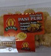 Laxmi Panipuri 140 Gm (No Exchange No Return)