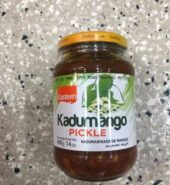 Eastern Kadu Mango  Pickle (Bottle) 400Gms