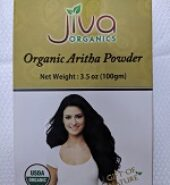 Jiva Organic Aritha Powder 100Gm