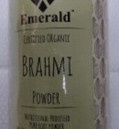Emerald Organic Brahmi Powder 150 Gms