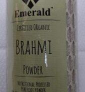 Emerald Organic Brahmi Powder 150 Gms
